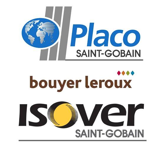 Placo Saint Gobain - Boyer Leroux - Isover